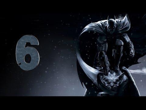 Batman: Arkham Origins #6 (Прохождение Walktrough let's play)