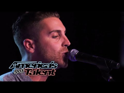 Beach Avenue: Trio Pushes it With Another Original Song - America's Got Talent 2014