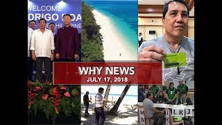 UNTV: Why News (July 17, 2018)