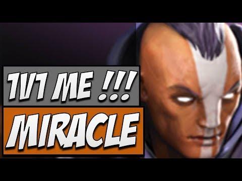 Liquid.Miracle Antimage - Divine 5 Medal | Dota 2 Gameplay 7.14