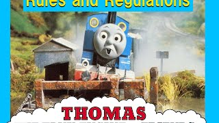 Thomas and Friends Rules and Regulations Music Video (My Version)