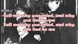 Watch Beatles Tell Me Why video