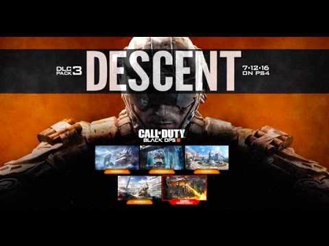 Call Of Duty: Black Ops 3 DESCENT DLC News RoundUp! RAID Returns, Stalingrad Zombie Map & More!