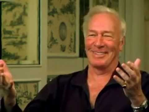 Method Acting vs Classical Acting - Christopher Plummer