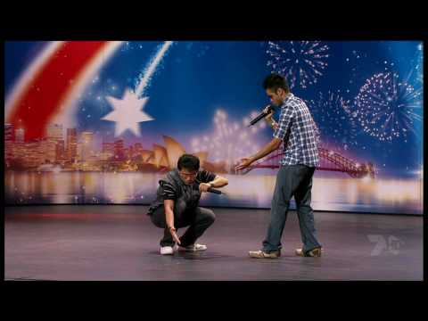 Australia s Got Talent 2010 - Didgeridoo Beat Boxers