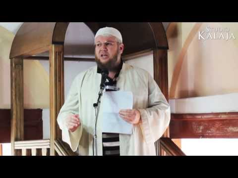 Hutbeja lamtumirese e Muhamedit a.s. - Irfan Salihu