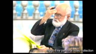 James Randi/Piero Angela1989 Italy - Mago Elite video collection