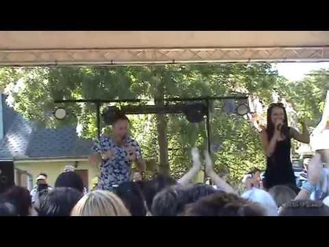 Sihell Ferry és Henna & Vanessza Csokonyavisontán