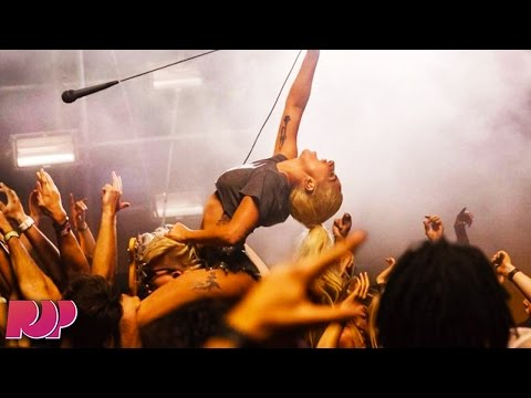 "Lady Gaga ""Perfect Illusion"" Music Video MEH"