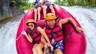 INSANE RIVER RAFTING BALI INDONESIA