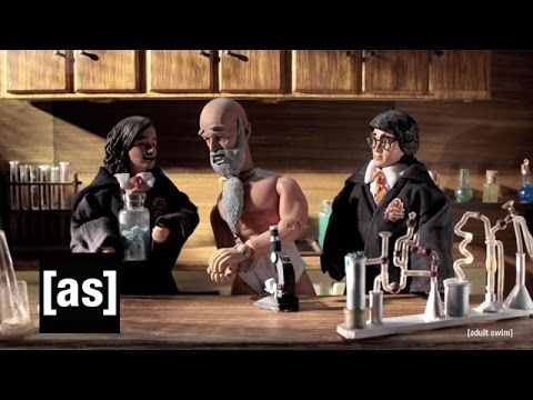 Harry Potter and the Professor Who Broke Bad (Complete) | Robot Chicken | Adult Swim