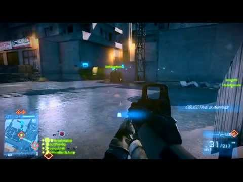 Battlefield 3 - Live Commentary - Rush on Grand Bazaar (BF3 Online Multiplayer Gameplay)