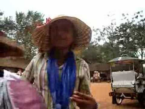 Cambodian Girl video