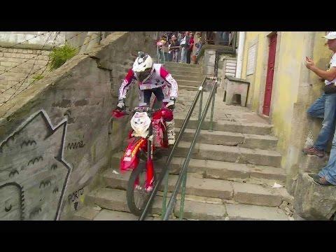 Hard Enduro Racing Through the City - Extreme XL Lagares Day 1
