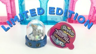 Shopkins Season 8 World Vacation Boarding to Americas Limited Edition Tiny NYC Found