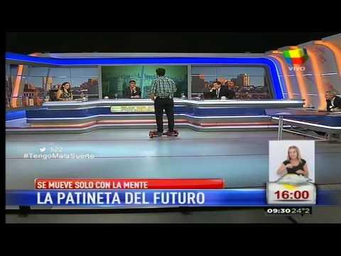 La Patineta del futuro