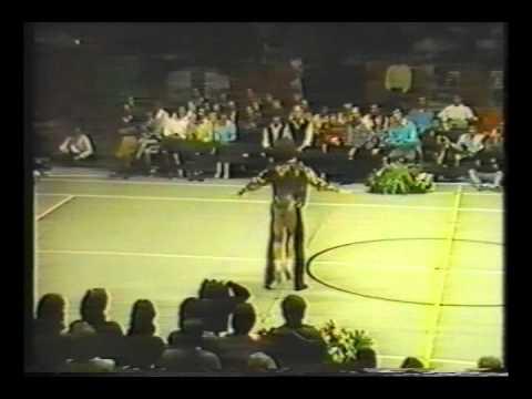 Kilko Caballero & Christine Darbellay - World Cup Augsburg 1986