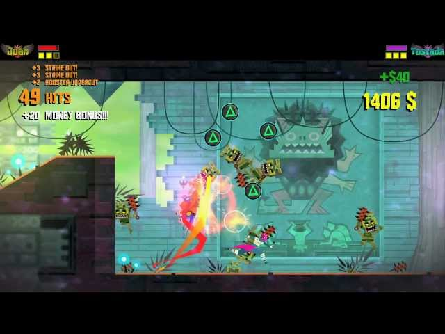 Guacamelee Launch  Trailer