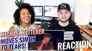 Michael Ketterer - Simon Cowell BREAKS DOWN Crying On Live TV   America's Got Talent 2018   REACTION