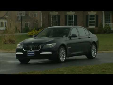 MotorWeek Car Keys: 2010 BMW 750i/750 Li xDrive Video