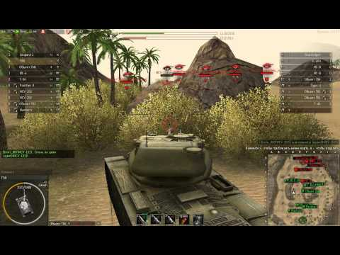 Ground War: Tanks  T58