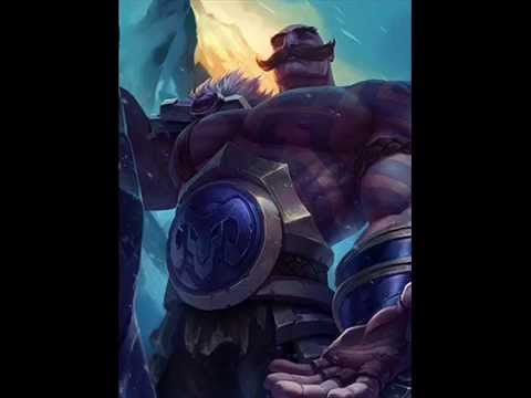 League Of Legends Braum Pron Xxx video