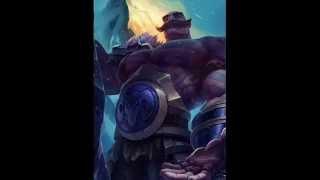 League Of Legends Braum Pron XXX