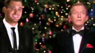 Watch Michael Buble White Christmas video