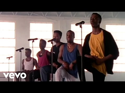 New Edition - If It Isn&#039;t Love