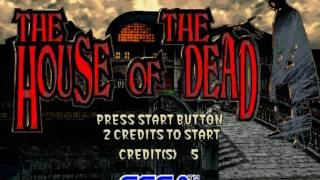 The House of The Dead Arcade- Chapter 1 Tragedy
