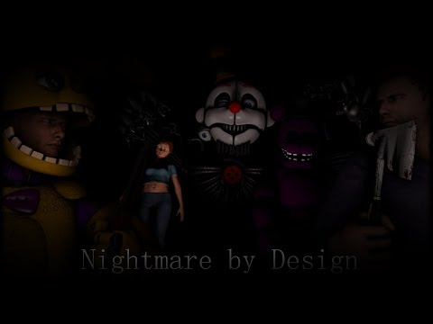 [SFM FNAF] Nightmare by design | Ennard's Revenge 2/2 | Collab with Usedspade43