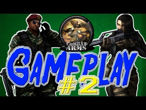 Gameplay de Combat Arms #2
