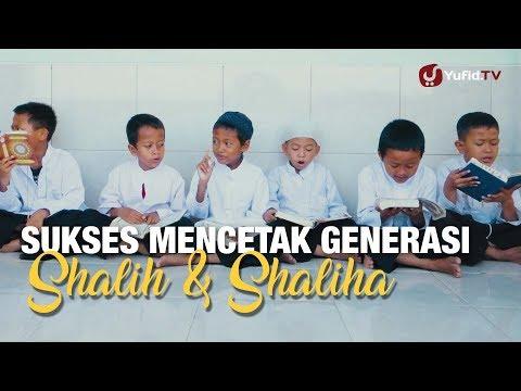 Ceramah Agama : Kunci Sukses Mencetak Generasi Sholeh & Sholehah - Ustadz Aunur Rofiq bin Ghufron