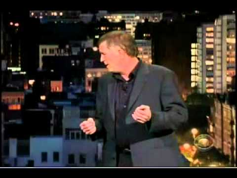 Allan Havey on Late Night with David Letterman Oct 8, 2010