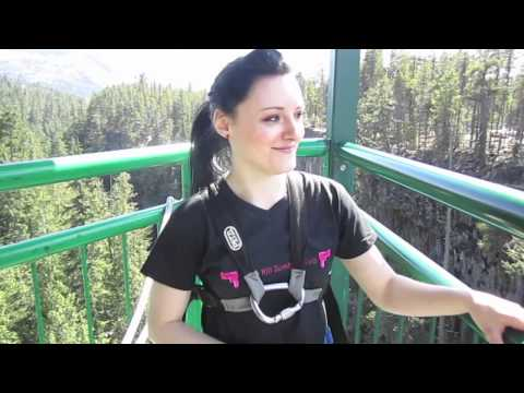 BUNGEE JUMPING IN WHISTLER
