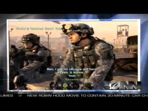 Modern Warfare 3 the sequel to Modern warfare 2 announced