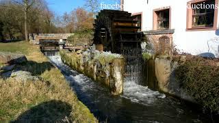 Es klappert die Mühle am rauschenden Bach, klipp,klapp,klipp,klapp