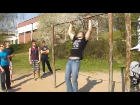 Remas-street workout 2014
