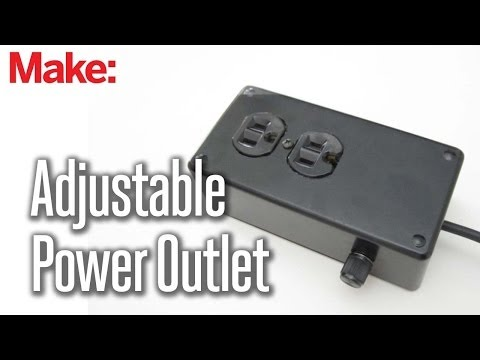 DIY Hacks & How To's: Adjustable Power Outlet