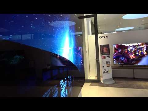 AF8 4K OLED TV mit Dolby Vision (Sony Roadshow)