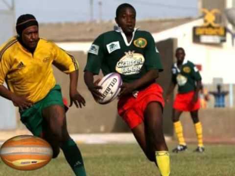 historique des  lions du rugby Camerounais réalisée en 2011