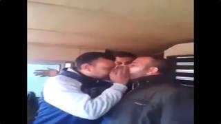 بالفديو..سائق قطار بطنطا يتعاطى المخدرات ويرقص مع مساعديه
