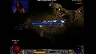 ZABILI MI ZIOMKA #Diablo II LOD#Act. 2 #odc. 1