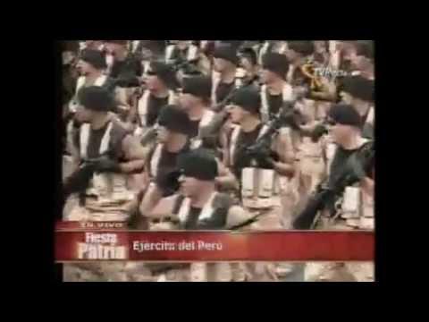 EJERCITO DEL PERU 2011