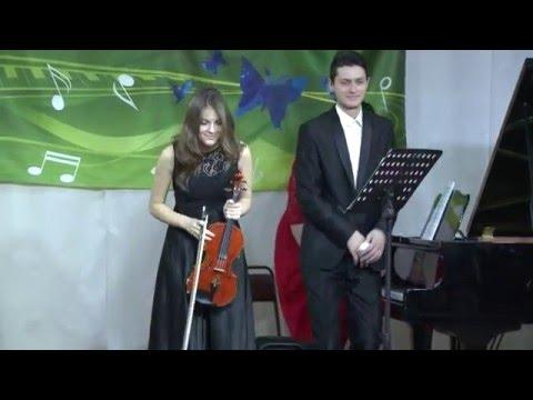 Secret Garden - Dawn of A new Century (для пианино и скрипки)