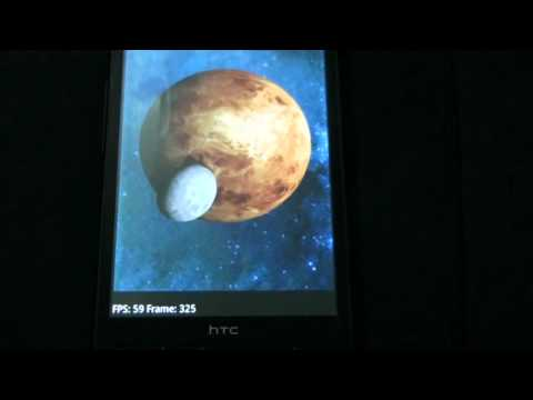 HTC HD 2 Leo - Running Android Froyo 2.2 with Sense Music Videos