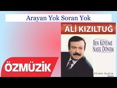 Arayan Yok Soran Yok – Ali Kızıltuğ (Official Video)