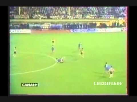 AEK Athènes 0-3 PSG (1/4 finale Coupe d'Europe vainqueur de coupe)