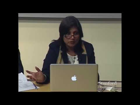 Stanford Seminar - Entrepreneurs and Opportunities in India
