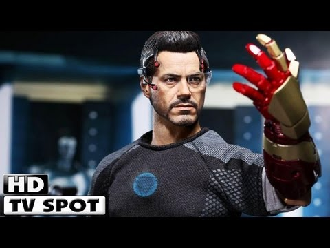 IRON MAN 3 SuperBowl 2013 Trailer En Español